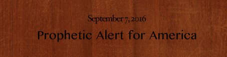 Read The Latest Prophetic Alert
